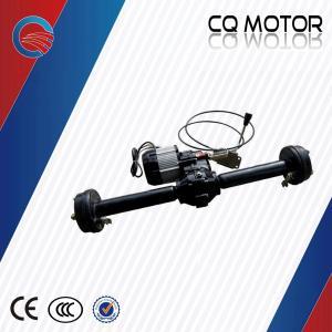 China 60v 2000w electric tuktuk/vehicle/car/rickshaw wheel hub traction motor kit on sale