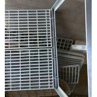 HDG steel gully grating trench drain grating Manufactures