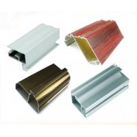 Surface Treatment T Slot Extruded Aluminum Profiles For Windows And Doors Manufactures