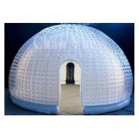 Inflatable Bubble Tent With Transparent PVC Tarpaulin(CY-M2730) Manufactures