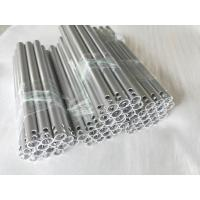7005 T5 Aluminum Alloy Round Tube  for Tent with Drilling Holes and Punching Manufactures