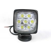 Automotive Cree 12 Volt Led Work Lights Waterproof 2450 Lumen Jeep Driving Lights Manufactures
