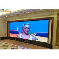 Graphics Display Function Indoor Usage Full Color Led Displays Screen Manufactures