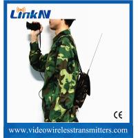 High Speed HD Wireless Transmitter 1080P ,  Standard COFDM Modulation Technology Manufactures