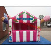 Inflatable Popcorn and CandyFloss Stall tent Manufactures