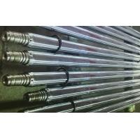 Quality CK45 / 20MnV6 Hard Chrome Plated Rod / Hydraulic Cylinder Shaft for sale