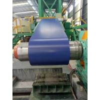 Pre-Painted Steel Sheet In Coils (Foam Green) , PPGI , Z70 , 0.57 X 1219 mm Manufactures
