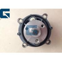 China Cast Iron Excavator Water Pump Construction Machinery Engine Parts VOE2104502 on sale
