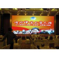 Indoor Usage And Full Color Tube Chip Color P7.62 LED Display Screen Manufactures