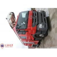 Quality High Spraying Water Fire Truck Benz Chassis With Fully Synchronized Gearbox for sale