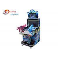 China Wooden Double Gun Aliens Video Game Arcade Cabinet / Multi Game Arcade Machine on sale