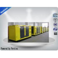 320KW Canopy Industrial Generator Set Noise Proof Powered By Perkins Engine Manufactures