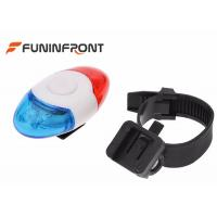 4 LED 4 Flash Mode Red LED Bike Lights Waterproof Safety Warning Tail Lamps Manufactures