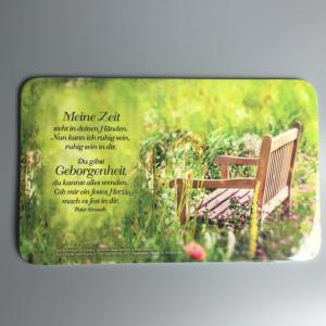 Germany Market LFGB Custom Printed Food Grade Melamine Cutting Board Chopping Bread Board Manufactures