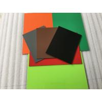 Quality Pearl Red PVDF Paint Aluminium Composite Sheet With Weather Resistance for sale
