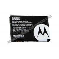 710mAh Portable High Capacity Cell Phone Battery BR50 For Motorola V3i / V3 / U6 Manufactures