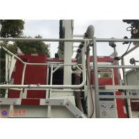 Quality 4x2 Drive 6 Cylinder Diesel Engine Aerial Ladder Fire Truck 177Kw 2400r/min for sale