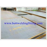Atmospheric Corrosion Resistant Thin Stainless Steel Sheet S355J2WP S355J2WCor-ten A Manufactures