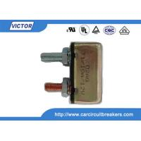 Low Voltage 2V DC 50A Car Circuit Breaker / Single Pole Circuit Breaker Manufactures