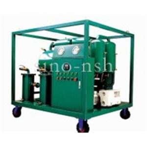 China Sino-nsh VFD transformer Oil Purifier plant on sale