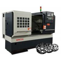China High quality Alloy Wheel Repair Euipment CNC Lathe Machine For Sale on sale