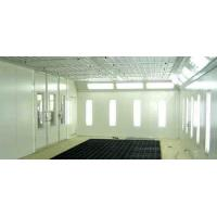 custom designed industrial spray booth/powder coating line Manufactures