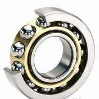 low friction 7005C 7406 series miniature self aligning angular contact ball bearing Manufactures