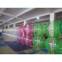 Inflatable Bumper Ball, Human Body Football Race Bubble Giga Zorb Bola Manufactures