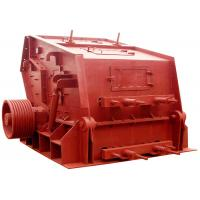 Lining Plate Red Fine Impact Limestone Crusher Machine 315Kw Making Artificial Sand Manufactures