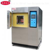 Buy cheap Environmental Stability Hot and Cold Temperature Thermal Shock Test Climatic from wholesalers