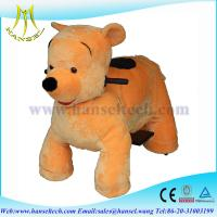 Hansel funfair kiddi rides ride on battery operated kids baby car in China Manufactures