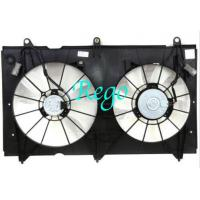 Quality High Performance Honda Accord Car Radiator Cooling Fan Assembly Replacement for sale