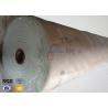 155 Width Glass Fiber Fireproof Fiberglass Fabric for Welding Blanket , Filter Bags Manufactures