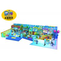 Professional Commercial Soft Play Equipment / Kids Indoor Playground Manufactures