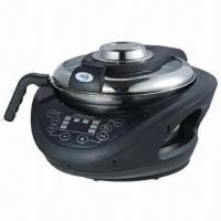 Automatic cooker/intelligent cooking machine/automatic food cooker, simple operation Manufactures