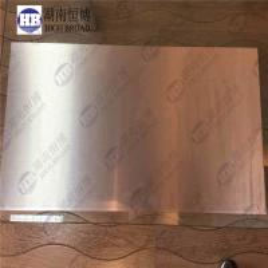 Magnesium alloy battery sheet AZ31 AZ61 M1C M1A Manufactures