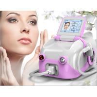 10,000,000 shots life mini 808nm diode laser hair removal machine with 10 Germany bars Manufactures