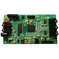 Buy cheap OEM / ODM Multilayer PCB Board Green Solder Mask Immersion Gold 1.6mm Thickness White Silkscreen For Computer Use from wholesalers