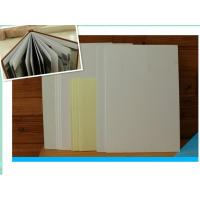 Hot Melt Glue Double Sided Self Adhesive Pvc For Photobook Album Sheet Manufactures