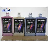 High dynamic Galaxy ECO Solvent Printing Ink Used For DX5 DX7 Print Head Manufactures