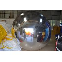Durable Charming Inflatable Advertising Balloons Mirror Toys Custom Made Manufactures
