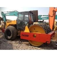 China CA30PD Dynapac used road roller for sale  padfoot roller Seychelles Cote d'lvoir Egypt on sale
