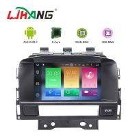 Original Front Panel Opel Astra Multimedia System With 3g Wifi BT AM FM Manufactures