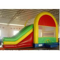 0.55 PVC Inflatable Water Sports , R US Recreation Facilities Fireproof Inflatable Slides Manufactures