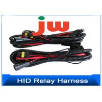 40A 14V Switch Driving Light Wiring Harness Relay LED HID Durable Extension For LED Signal Manufactures