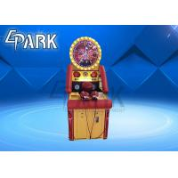 World Boxing Championship Arcade Amusment Game Machines Coin Operated 1 Year Warranty Manufactures