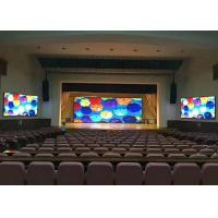 Buy cheap 4mm Pixel Pitch High Definition Video Wall Displays 120 Degree Viewing Angle from wholesalers