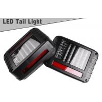 2 x Black LED Rear Car Tail Lights Brake Turn Signal Reverse For 07-16 Jeep Wrangler JK Manufactures