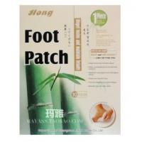 Quality Gold Relax Detox Foot Patch Health Care Patch-Bamboo Foot Patch for sale