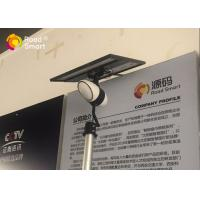 Die - Cast Aluminum Outdoor Solar Street Lights Wall Lamp With Bluetooth Speaker Manufactures
